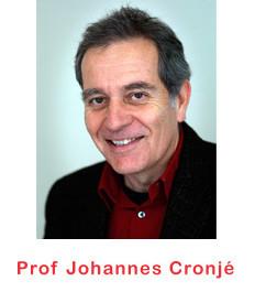 Prof Cronje